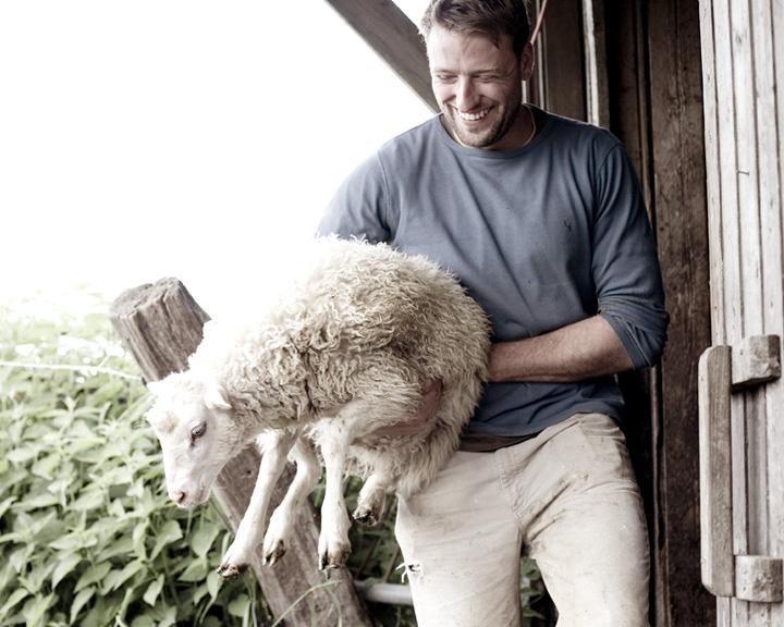 Viehzüchter und Erfolgsgastronom