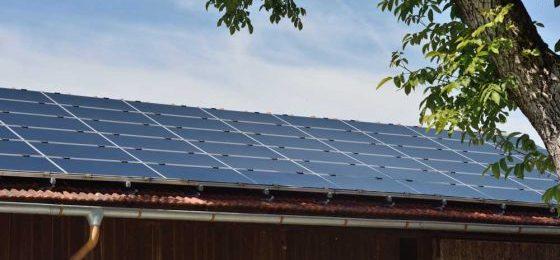 Vorsteuer bei Photovoltaikanlage und Stromspeicher