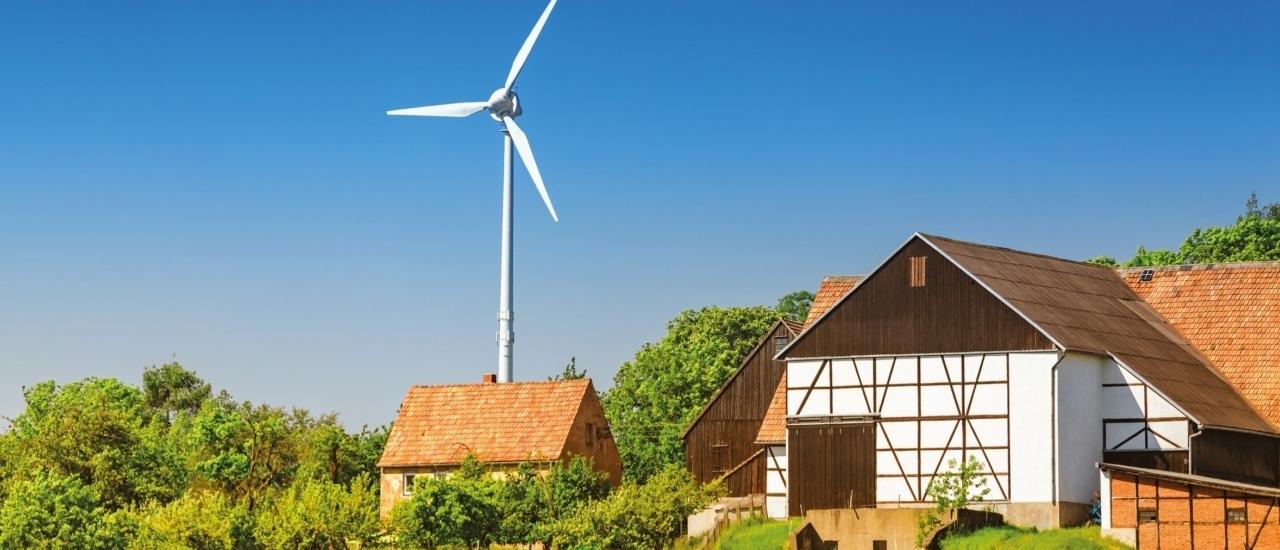 Gebäudeenergiegesetz: Das müssen Landwirte beachten