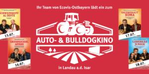 Mit Ecovis ins Auto- & Bulldogkino nach Landau/Isar - ECOVIS Agrar - Steuerberater, Rechtsanwälte, Unternehmensberater