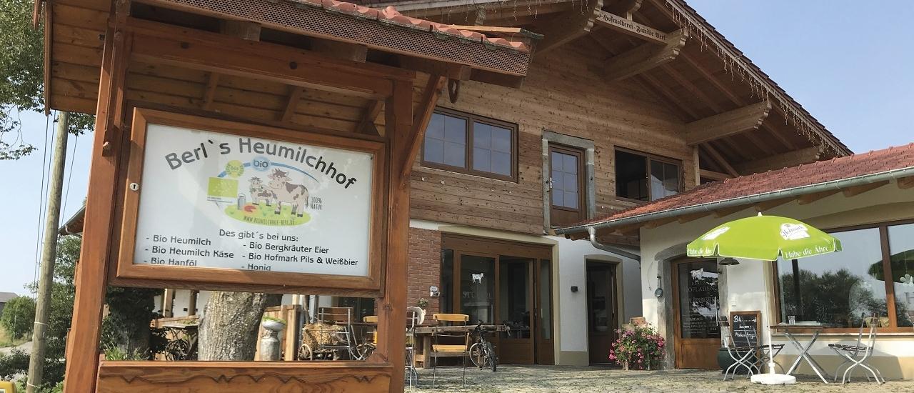 Berl's Biomilchhof: Joghurt und Käse aus eigener Milch