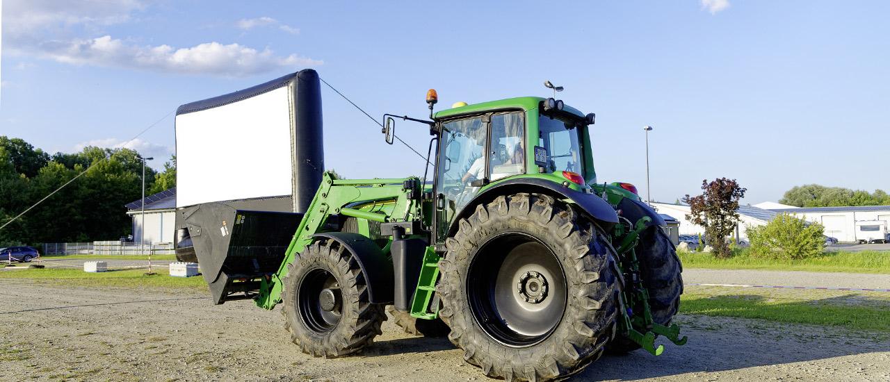 Auto- & Traktor-Kino in Landau 2021 - Ecovis Pfarrkirchen/Eggenfelden