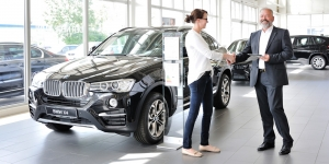 Firmenwagen - Ecovis Thalheim