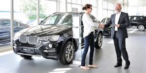 Firmenwagen - Ecovis Augsburg