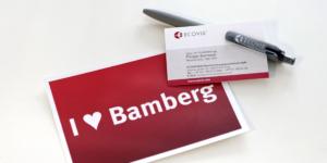 Bewerten Sie uns! - Ecovis Bamberg