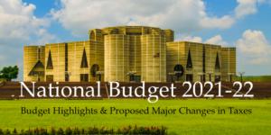 ECOVIS Bangladesh (AQC) presents National Budget Highlights 2021-22 - Ecovis in Bangladesh