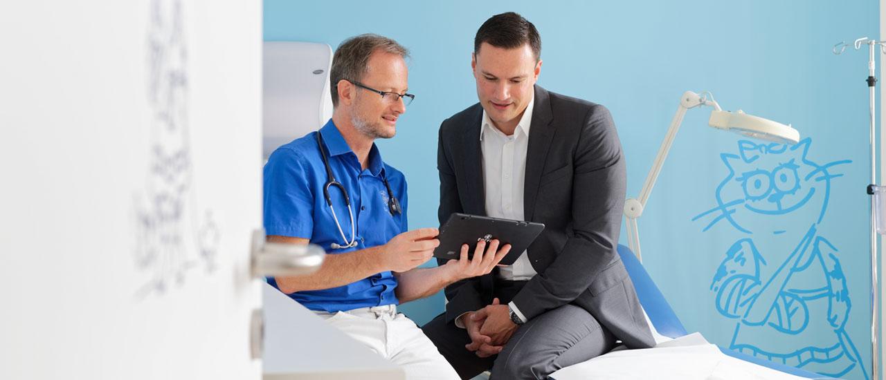 Sonstige Leistungserbringer im Gesundheitswesen