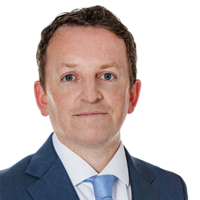Declan Dolan, Partner in Ireland