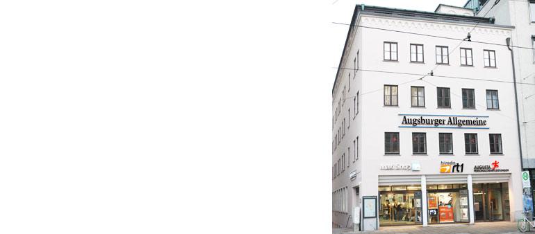 Steuerberater, Wirtschaftsprüfer, Rechtsanwälte, Unternehmensberater in Augsburg