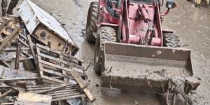 Steuerliche Hilfsmaßnahmen bei Hochwasserschäden in NRW und Rheinland-Pfalz - Ecovis Düsseldorf, Köln und Langenfeld