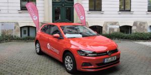 Firmenwagen - Ecovis Glauchau