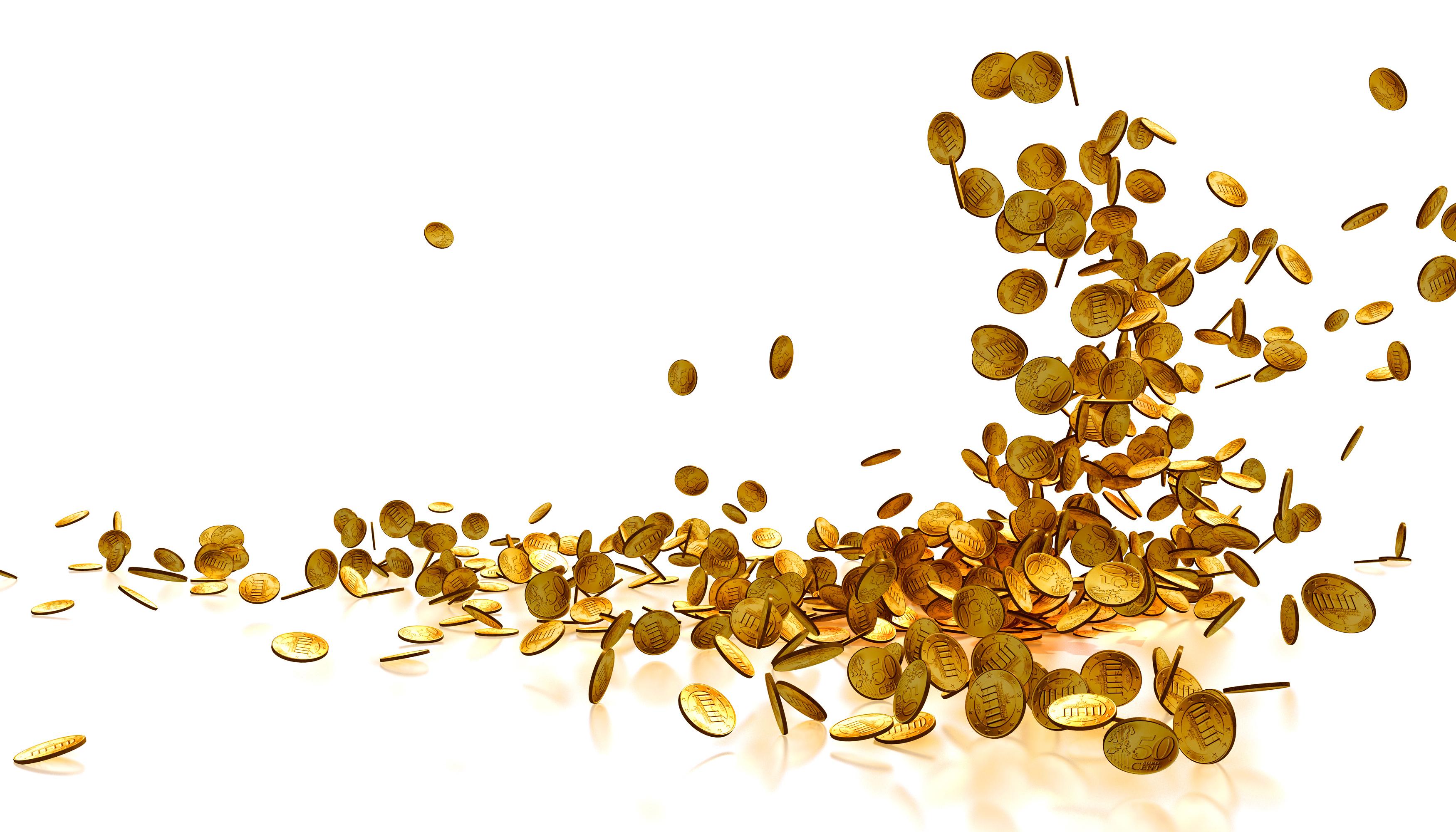 Money Falling Png Ecovis Israeli high-te...