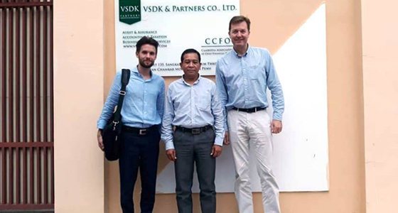 Ecovis is now represented in Cambodia