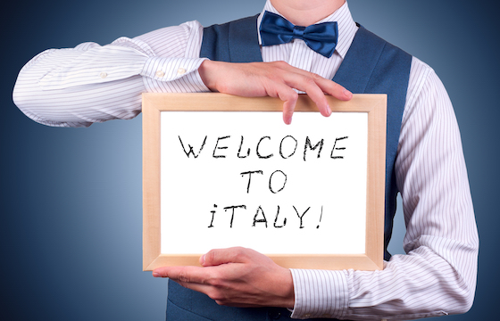 Italy offers fiscal inducements to wealthy individuals to become residents