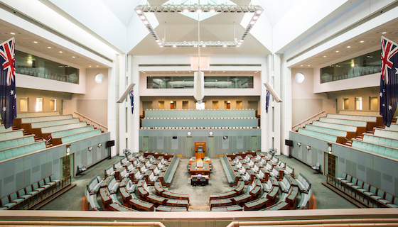 What affect would a change of government in Australia have on fiscal policies?