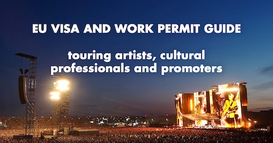 EU visa regulations: a stumbling block for performers from third countries