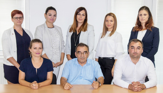 Ecovis welcomes its new partners from ECOVIS Audit Macedonia