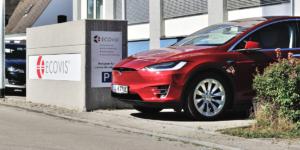 Firmenwagen - Ecovis Landsberg am Lech