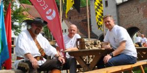 Ecovis beim Ruethenfest - Ecovis Landsberg am Lech
