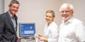 Internist Dr. Karl Ulrich: Ein glücklicher Landarzt aus Jarmen - Gesundheitswesen