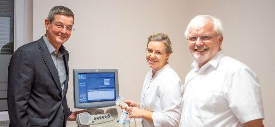 Internist Dr. Karl Ulrich: Ein glücklicher Landarzt aus Jarmen