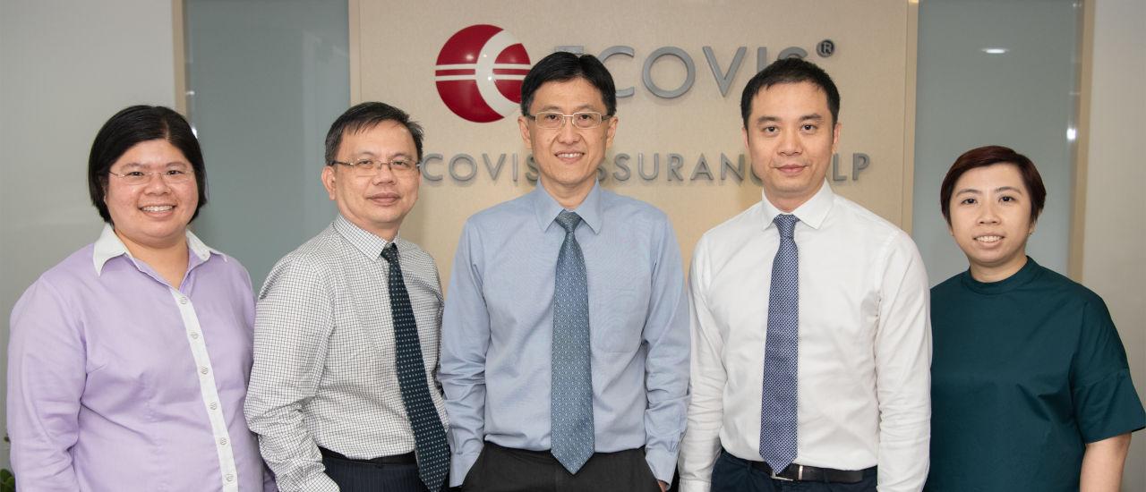 Ecovis in Singapore