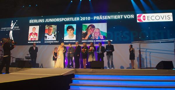 Berliner Sportler des Jahres 2010