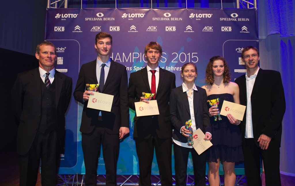 Champions 2015 Berlin
