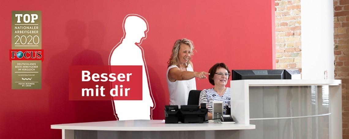 Stellenangebote Empfang München