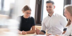 Ausbildung – Kaufmann*frau für Büromanagement