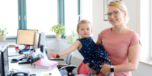 Steuerberaterin, Mutter und Chefin - Ecovis Karriere