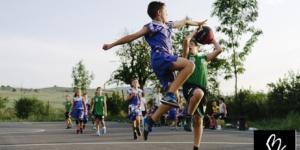 Basketball Leben e.V. – Sportplatz Bögöz, Rumänien - Ecovis & friends Stiftung