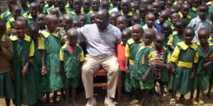 Kenia – Chesuman Primary School - Ecovis & friends Stiftung