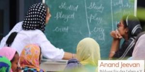 Indien – Anand Jeevan Bildung für das Leben e.V. - Ecovis & friends Stiftung
