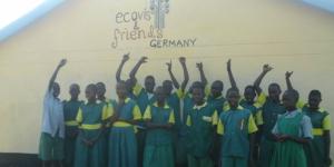 Kenia: Chesuman Primary School - Ecovis & friends Stiftung