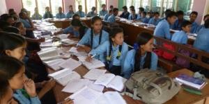 Nepal: neue erdbebensichere Oberschule - Ecovis & friends Stiftung