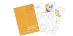 Der Ecovis & friends Familienkalender ist da – Kalender kaufen und Gutes tun - Ecovis & friends Stiftung