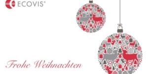 Weihnachtsgruß 2015 - Ecovis & friends Stiftung