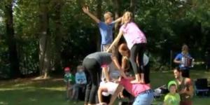 Zirkusprojekt Siegsdorf - Ecovis & friends Stiftung