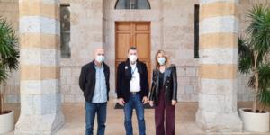 Libanon: Spende für die St. Joseph School - Ecovis & friends Stiftung