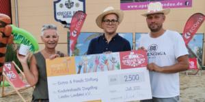 Kinderkrebshilfe Dingolfing – Landau – Landshut e.V.: Ecovis & friends spendet 2.500 € - Ecovis & friends Stiftung