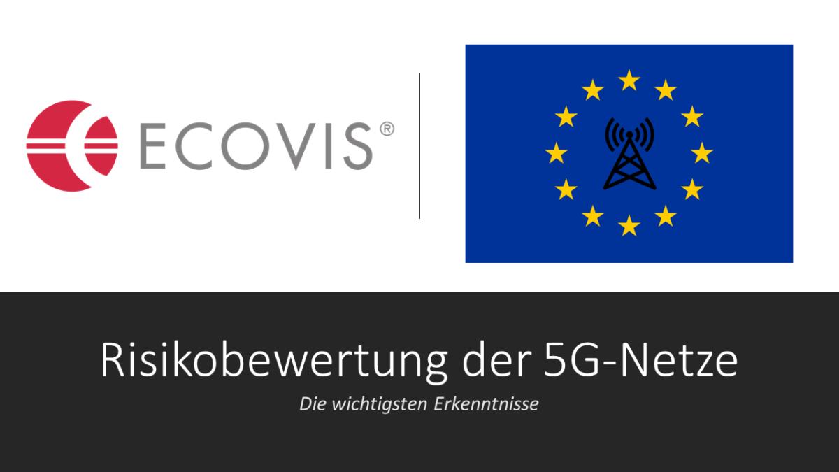 EU Risikobewertung der 5G-Netze