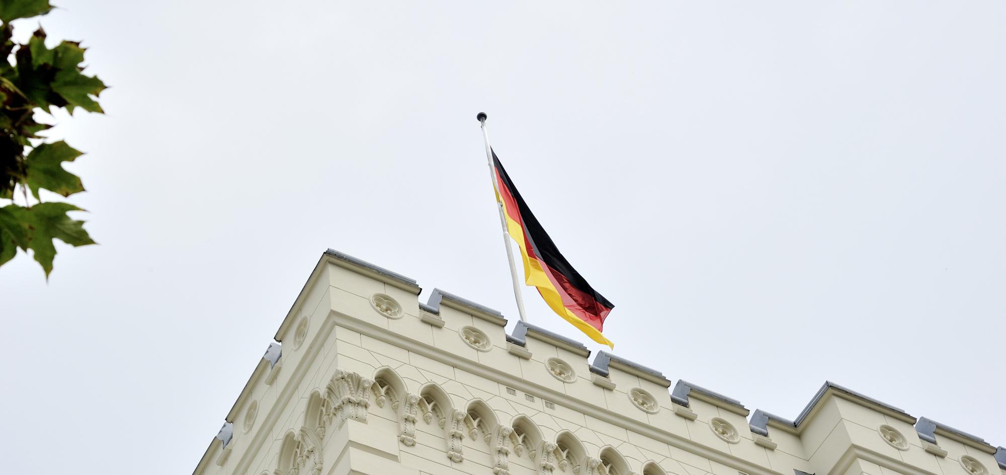 Deutschland Flagge