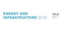 Energy and Infrastructure 2016. IFLR1000 - Ecovis Ukraine