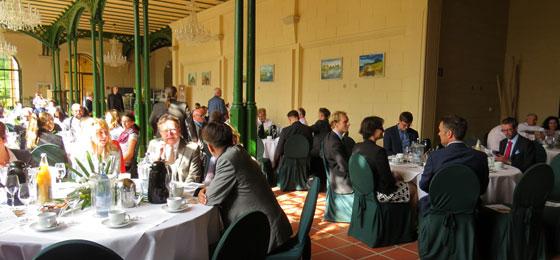 Gastbeitrag zu Projekt BEST BOSS (ERASMUS+ Programm) im Schweriner Schloss