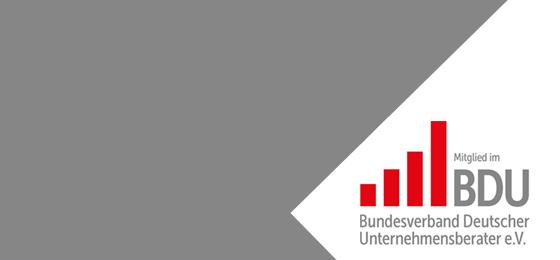 Die ECOVIS Unternehmensberatung GmbH ist seit 05.03.2019 Mitglied beim Bundesverband Deutscher Unternehmensberater e.V. (BDU)