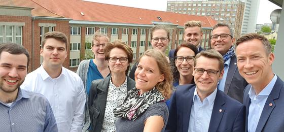 Ecovis Hanseatische Mittelstandsberatung führt Mitarbeiter-Workshop zum Thema Digitalisierung und Arbeitswelt 4.0 durch