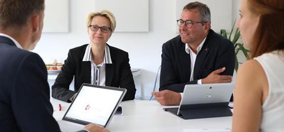 Ecovis Hanseatische Mittelstandsberatung macht die Unternehmen fit für die digitale Transformation