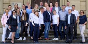 Bewerten Sie uns! - Ecovis Würzburg